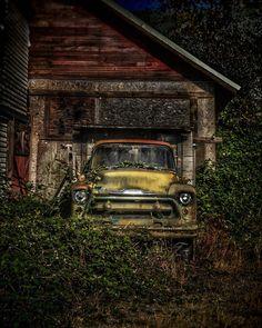 Abandoned in Washington - Jackson Faulkner