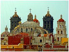 Cúpulas Puebla