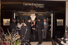 Daniel Espinosa Privé Saks Fifth Avenue.