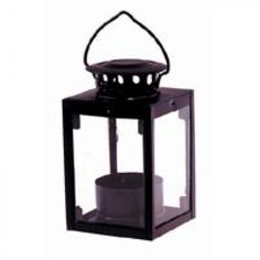 2.5 x 2.5 Square Metal Candle Lanterns (Bulk 6 Lanterns = $3.33/Lantern) [327-2429-06 Metal Candle Lantern] : Wholesale Wedding Supplies, Discount Wedding Favors, Party Favors, and Bulk Event Supplies