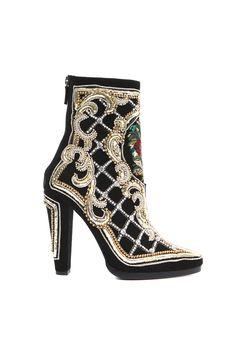 fall 2012, Balmain, shoes, high heels, boots + booties