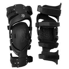 Asterisk Cyto Cell Knee Braces - Pair