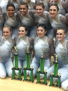 Competition Season Recap: 2017 North Dakota Dance Teams!  Fargo Davies - High Kick