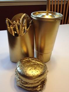 Big Mac, fries and a coke