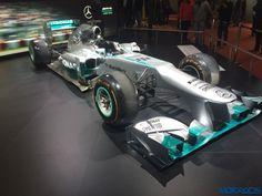 Auto Expo 2016: Mercedes F1 W06 Hybrid and McLaren Honda MP4-30 showcased