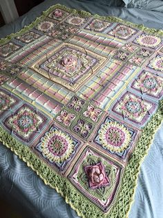 Poldark 2015, Central Square, Demelza, A Hook, Ravelry, Love Her, Knit Crochet, Projects To Try, Bohemian Rug