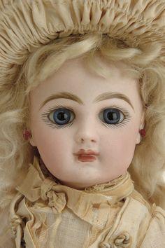 All Original Bebe Jumeau Child : Lot 457
