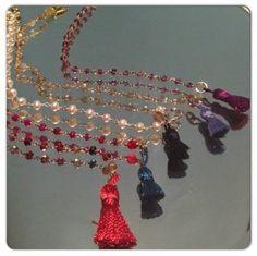 Catenine rosario e nappine!!!
