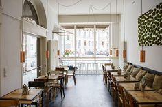 café & lunch / Dresdener Straße 27, 10999 Kreuzberg / U8 Moritzplatz