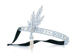 This Great Gatsby-Inspired Collection by Tiffany & Co. is Opulent #1920s #fashion trendhunter.com