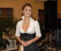 10 Most Gorgeous Females In Politics Alina Kabaeva (Russia) Alina Kabaeva, United Russia, Current President, Vladimir Putin, How To Better Yourself, Pin Up, Politics, Female, Beauty