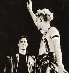 Good evening Pasadena! Concert for the Masses. 18/06/1988 Ph. Anton Corbijn @antoncorbijn4real