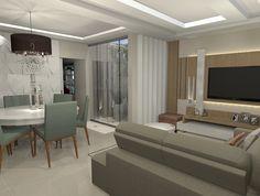 projeto sala /living