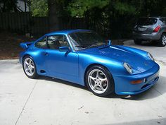 Porsche : 911 Strosek Wide Body