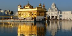 The City of Golden Temple, Amritsar, Punjab, India