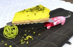 Pourquoi pas .... ??: Cheesecake pistache/citron vert