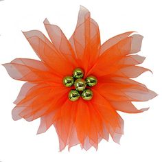 "Deco Poly Mesh Flower Tutorial Using 21"" Deco Poly Mesh and Pencil ..."