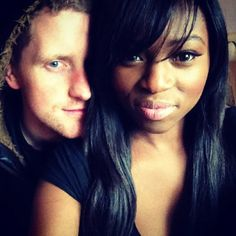 Such a Beautiful Interracial Couple/Marriage