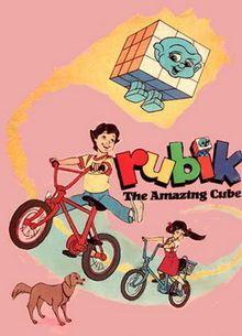Rubik, The Amazing Cube (1983-1984)