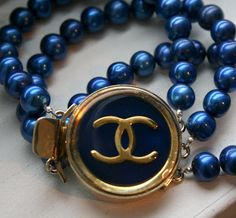 love this vintage Chanel.
