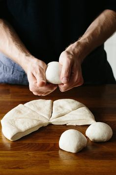 How To Make An Easy Naan Bread Recipe at Home. Homemade Indian naan is surprisingly simple to make! Use it for a quick weeknight meal of pizza for dinner, or use it for a wrap or sandwich at lunch. Also, it's obviously great with curry or stew! You'll need yeast, flour, salt, and yogurt.