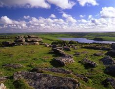 bodmin moor | Elevated Iridium at Younger Dryas in England