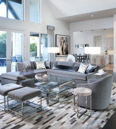Living Rooms | Modern Interiors | Design | Interiors | DallasDesignGroup