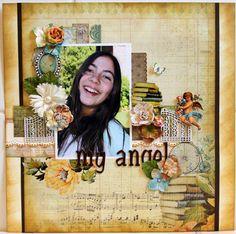MY ANGEL*** MY CREATIVE SCRAPBOOK*** - Scrapbook.com