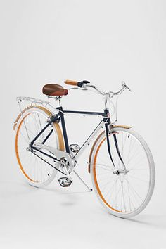 This Beach Cruiser Schwinn Bike was designed specifically for Lands' End. You can't find a bike like this anywhere else. #FathersDay