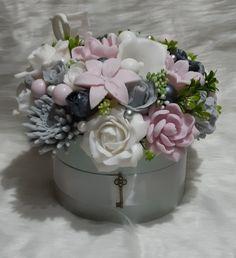 Bouquet, Soap, Vase, Home Decor, Homemade Home Decor, Bouquets, Flower Vases, Jars, Floral Arrangements
