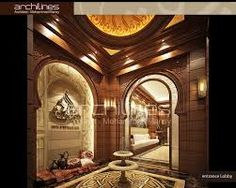middle eastern interior design - Google Search