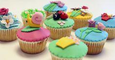 Hacer cupcakes y no morir en el intento