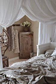 Boho Wedding Gown, Farmhouse Style Bedrooms, Ikea Hack, Neutral Colors, My House, Curtains, Interior, Furniture, Honey