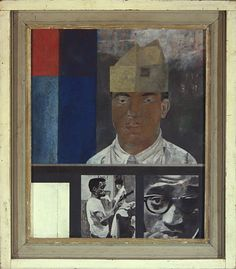 Peter Blake Portrait of Sammy Davis Jnr 1960 © Peter Blake All rights reserved, DACS Peter Blake, Sammy Davis Jr, Cultura Pop, Post Painterly Abstraction, Spencer, English Artists, David Hockney, Popular Art, Lonely Heart