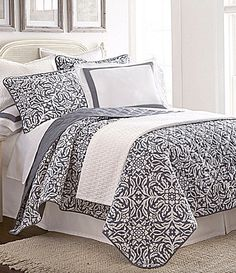 Southern Living Classic Bedding Collection Dillards bedroom