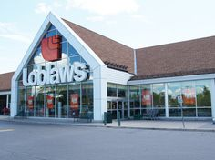 Loblaws Over 300 Locations with 3 Bar + 4 Bar  Projects - SNOSTOP® Snow Guards
