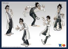 Sergio Pablos Animation