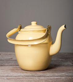 Theiere-jaune