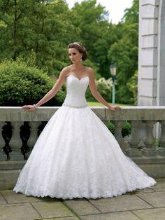 Perfectly Princess wedding dresses www.finditforweddings.com