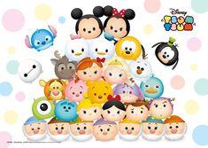 Free Tsum Tsum Wallpaper for Windows HD Wallpaper For Windows, New Wallpaper, Disney Wallpaper, Tsum Tsum Party, Disney Tsum Tsum, Tsum Tsum Wallpaper, Animated Disney Characters, Princess Party Supplies, Daisies