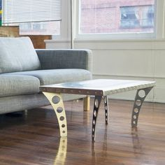 """JetSet Coffee Table"""