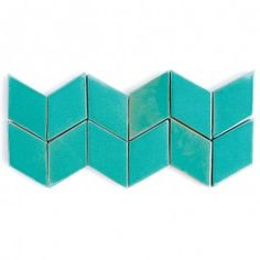 Sea Green ¦ Diamond Cube Collection