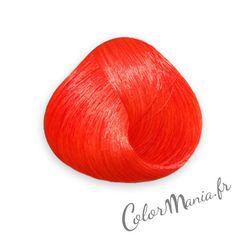 coloration cheveux mandarine directions - Coloration Non Permanente