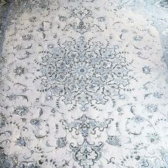 We are in love with Tabriz handknotted rugs!! This lamb-wool and silk 70 line (Raj) is one among the many Traditional rugs we carry at Blue Paisley #FloralDesign #Wool #Silk #Tabriz #TabrizRugs #HomeDecor #InteriorDesign #Traditional #BluePaisley