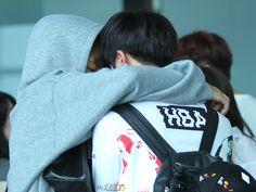 Taehyung and Seokjin