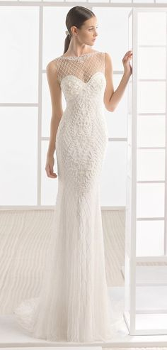 0614638b7b67 14 Best Rosa Clara Bridal Collection 2017-2018 images | Engagement ...