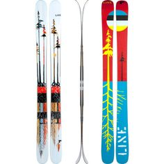 Line Sir Francis Bacon Ski