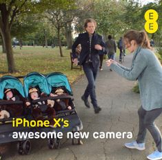 Go all out with iPhone X's awesome new camera, on the UK's fastest network