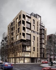 CGarchitect - Professional 3D Architectural Visualization User Community | Mixed use project
