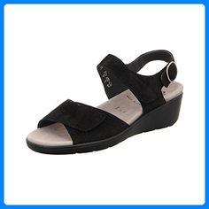 Zaxy 81783 90225 Sandal Damen Schwarz 40 lnwDpvrc